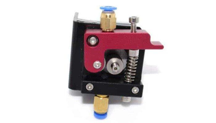 parts of a 3d printer extruder