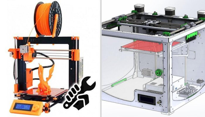 abs warping without a closed chamber 3d printer