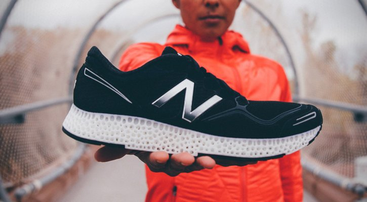 new balance 3d printed running shoes sneakers