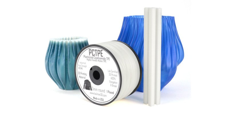 pctpe flexible filament