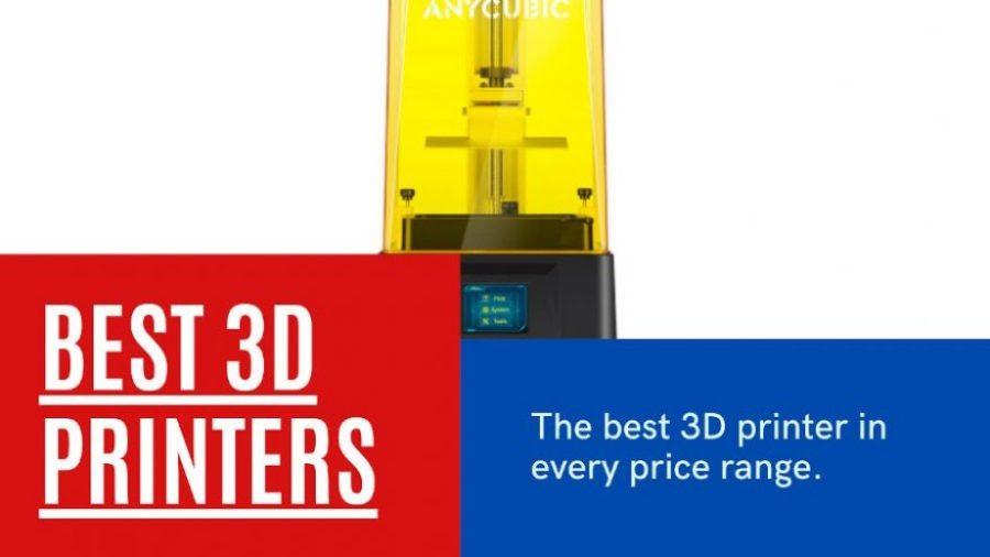 best 3d printer reviews top great new