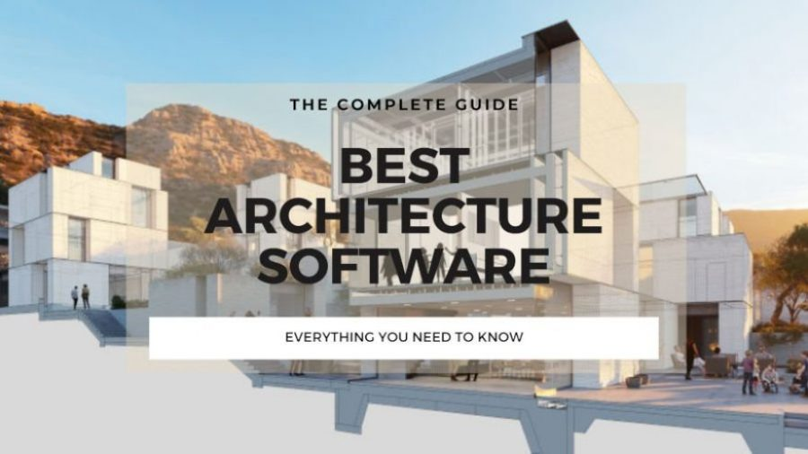 best architecture design modeling software