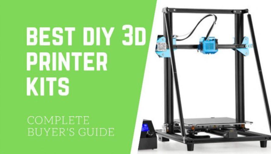 The 10 Best DIY 3D Printer Kits 2021 (Starting at $150!)