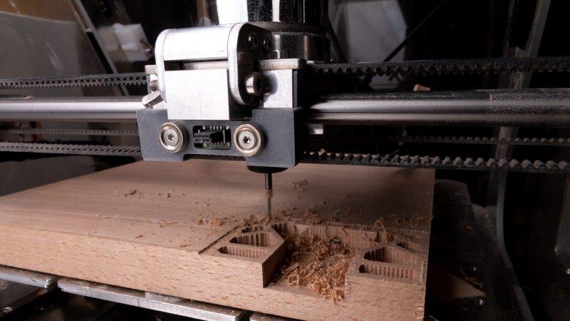 zmorph vx cnc printer carving wood