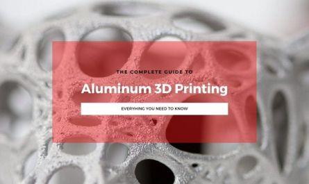 Aluminum 3D printing thumbnail
