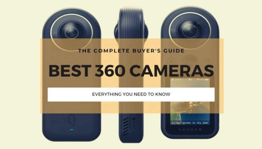 The 7 Best 360 Cameras 2021 For All Price Ranges!