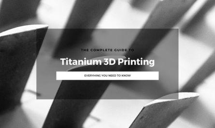 Titanium 3D Printing Thumbnail