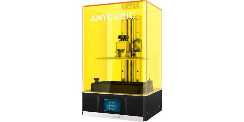 anycubic mono x fast 3D printer under $1,000