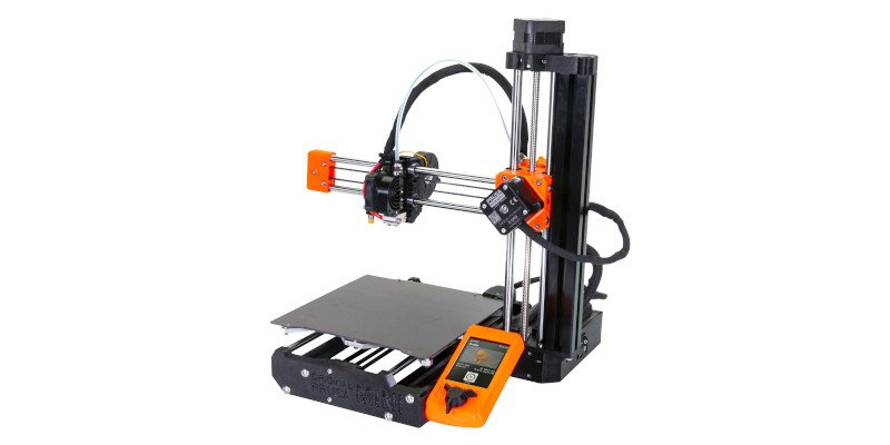 prusa mini entry level 3d printer