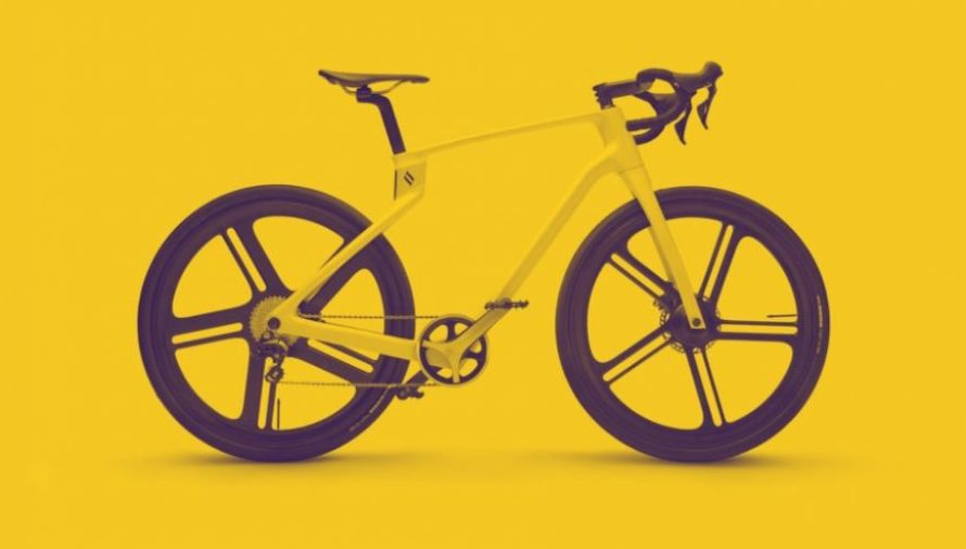 The 3D Printed Bikes Riding into the Future