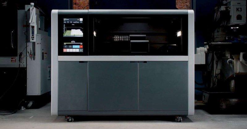 desktop metal 3d printer stock
