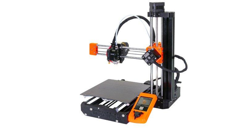 prusa mini best small 3d printer
