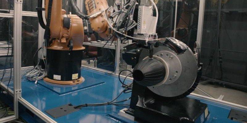 Stratasys 3D printing robotics
