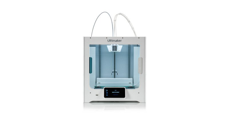 ultimaker s3 fdm 3d printer