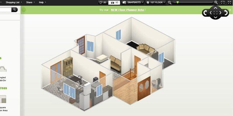 HomeStyler interior design software