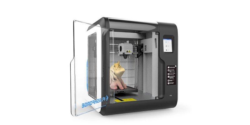 flashforge adventurer 3 lite best enclosed 3D printer for $300