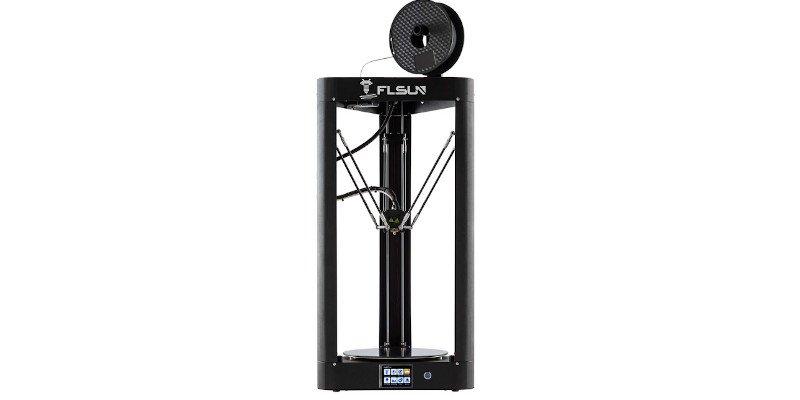 flsun qq-s affordable delta printer