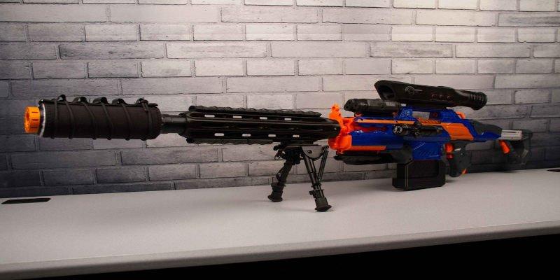 Rapidstrike Sniper Mod