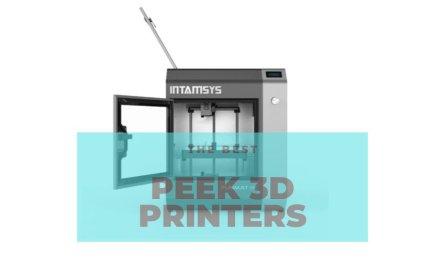 peek ultem 3d printers