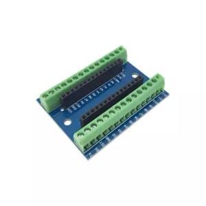Arduino NANO terminal adapter shield 01
