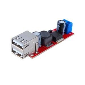 DC DC StepDown na 2x USB 02