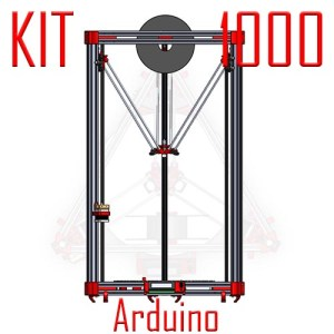 Kossel 1000 KIT arduino