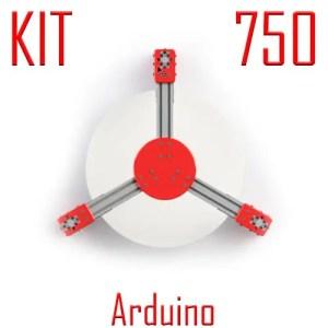 Kossel 750 STAR KIT arduino 02