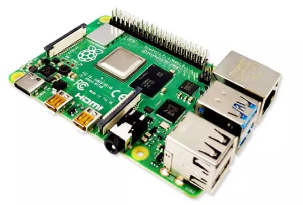 Raspberry Pi 4 Model B RAM 2G 4 Core 1.5Ghz 4K 02