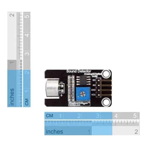 Modul detektor zvoka 02
