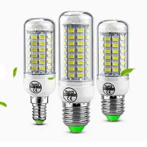 LED žarnica E14 24LED 01