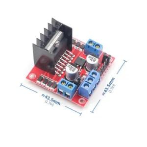Motor driver modul L298N v2 01