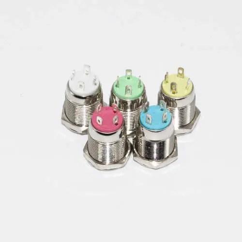 Tipke – stikala LED 12mm zadaj 01