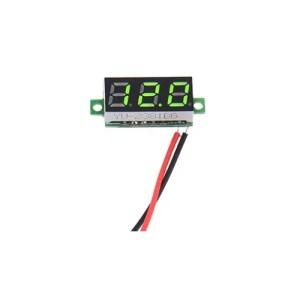 Volt meter mikro LED 5-30Vdc