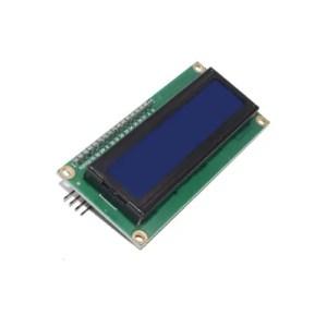 LCD 1602 modro ozadje + I2C vmesnik 01