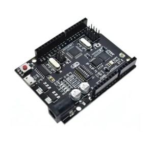 Arduino UNO + ESP8266 WiFi 02