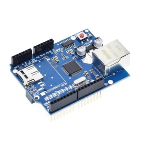 Arduino UNO Ethernet shied 01