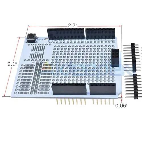 Arduino UNO PCB bela 02