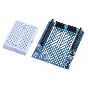 Arduino UNO protoboard shield 02