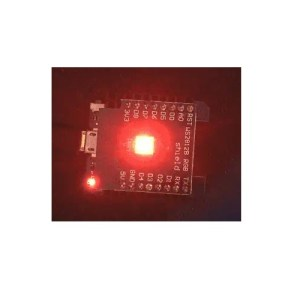 ESP32 D1 mini razširitev – 5050 RGB WS2812 LED 02