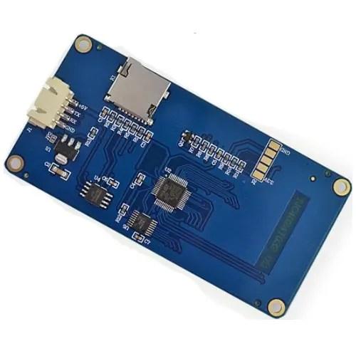 LCD Nextion 3.2inch TFT 400X240 03