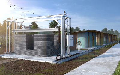 Will 3D printing houses promote deforestation?