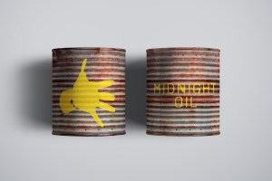 Sony Music - Midnight Oil: Full Tank Limited Edition - Graphic Design Sydney