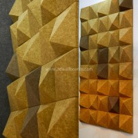 3D Wall Decor Panels 300 x 300 x 85 mm  3D Wall Boards ...