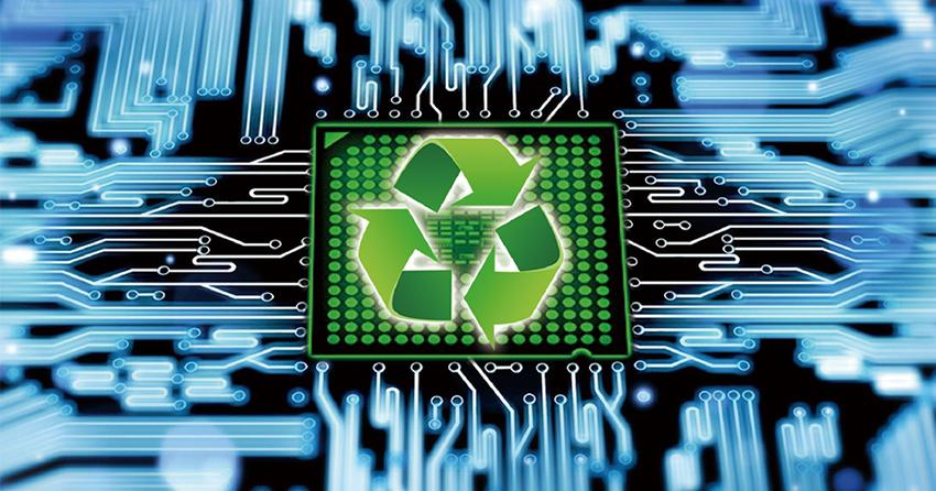 Printed Circuit Board Recycling Equipment Windseparated Type