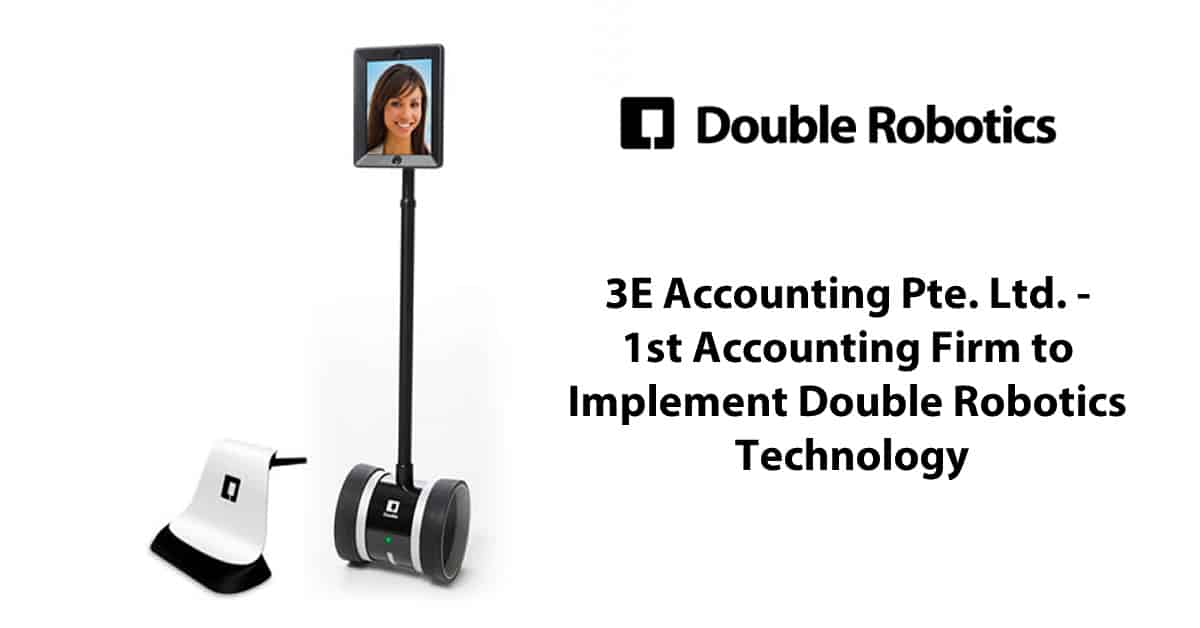 The First Accounting Firm to Implement Double Robotics