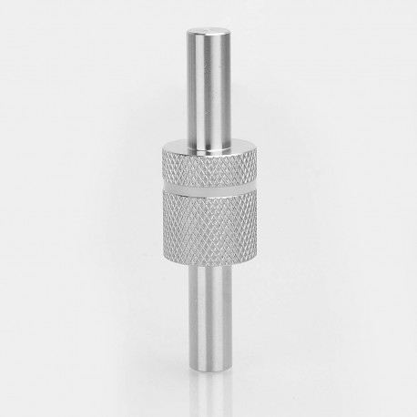 Authentic Coil Father Silver Polish Jig for Mechanical Mod