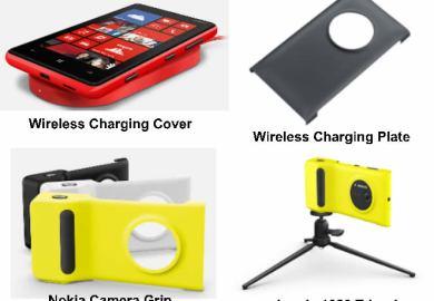 Nokia Lumia 1020 Accessories