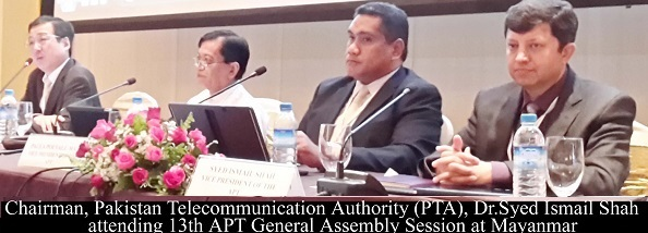 Chairman PTA Elected Vice President APT
