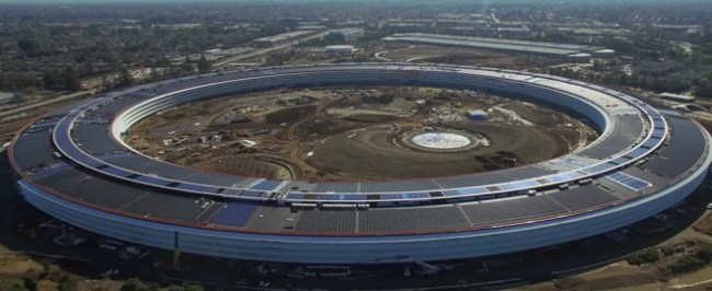 Apple Plans Inaugurate $5 Billion Park in April