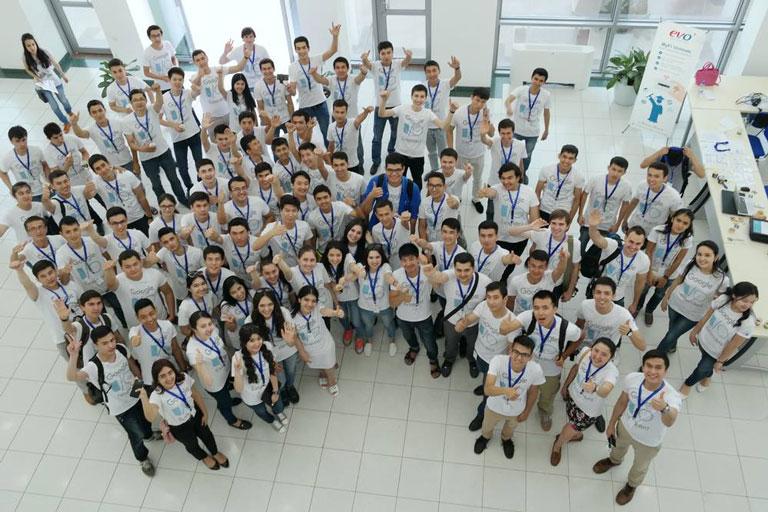 Google I/O Conference in Inha University Tashkent,Uzbekistan